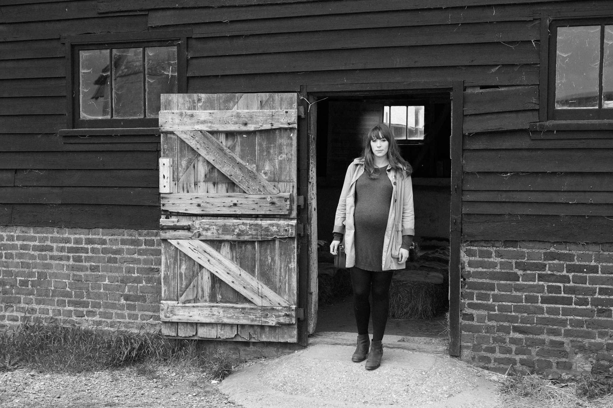 Emily at Wimpole Farm