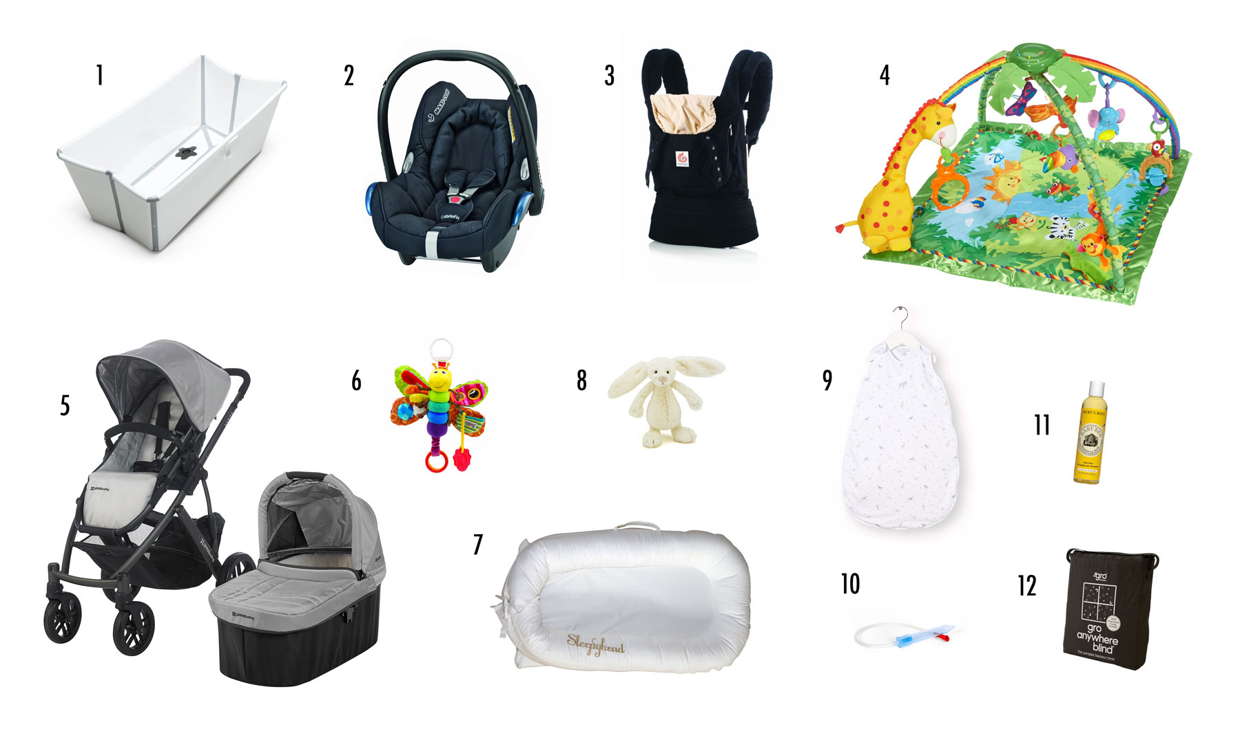iceandearth.com | Baby Essentials.